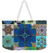 Fimo Mandala Weekender Tote Bag