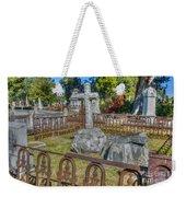 Stone Cross Weekender Tote Bag