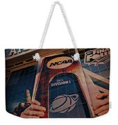 Finals Madness 2014 Weekender Tote Bag