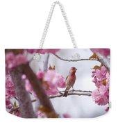 Finch Frame Weekender Tote Bag