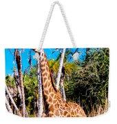 Find The Giraffe Weekender Tote Bag