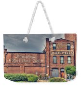 Find Your Coals Weekender Tote Bag