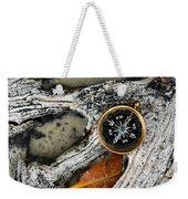 Find Your Way Weekender Tote Bag