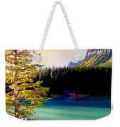 Finding Inner Peace Weekender Tote Bag