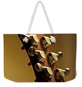 Finely Tuned Weekender Tote Bag