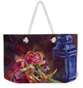 Finer Things Still Life By Karen Whitworth Weekender Tote Bag