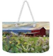 Finger Lakes Farm Weekender Tote Bag
