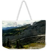 Finger Of Nisqualy Weekender Tote Bag