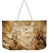 Fingers In A Pocket While Climbing Weekender Tote Bag