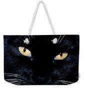 Fiona The Tuxedo Cat Weekender Tote Bag