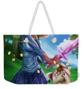 Fionna And Cake Weekender Tote Bag