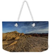 Fire Canyon Rim Weekender Tote Bag