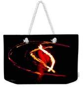 Fire Dancer 2 Weekender Tote Bag
