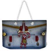 Fire Department Christmas 3 Weekender Tote Bag