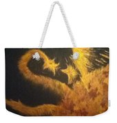 Sun Dragon Weekender Tote Bag