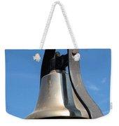 Fire Engine Bell Weekender Tote Bag