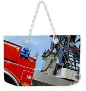 Fire Engine Weekender Tote Bag