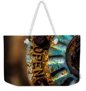 Fire Hydrant  Weekender Tote Bag by Bob Orsillo