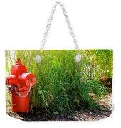 Fire Hydrant Weekender Tote Bag