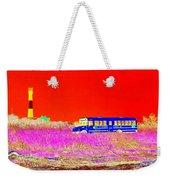 Fire Island Life Weekender Tote Bag