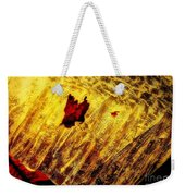 Fire Of The Frost Weekender Tote Bag