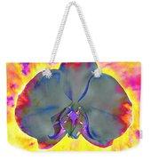 Fire Orchid Weekender Tote Bag