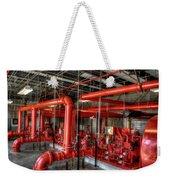 Fire Pump Weekender Tote Bag