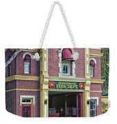 Fire Station Main Street Disneyland 01 Weekender Tote Bag