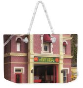 Fire Station Main Street Disneyland 02 Weekender Tote Bag
