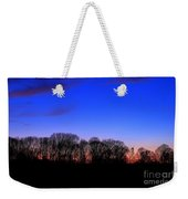 Fire Tower Watch In The Distance Weekender Tote Bag