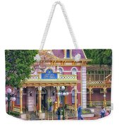 Fire Truck Main Street Disneyland Weekender Tote Bag