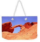 Fire Valley Arch Weekender Tote Bag