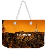 Fired Up Weekender Tote Bag by Az Jackson