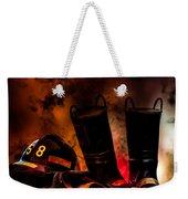 Firefighter Weekender Tote Bag