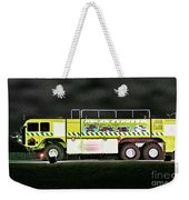 Firefighters Christmas 2 Weekender Tote Bag