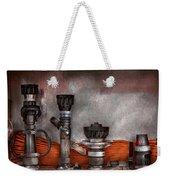 Firefighting - One For Everyone Weekender Tote Bag