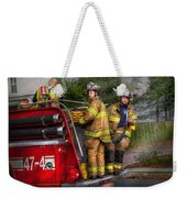 Firefighting - Only You Can Prevent Fires Weekender Tote Bag