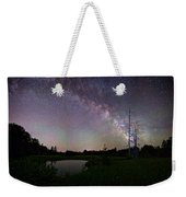Fireflies Under The Stars Weekender Tote Bag
