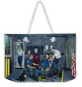 Firehall Mural Sultan Washington 4 Weekender Tote Bag