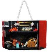 Fireman - Fire Fighting Supplies Weekender Tote Bag
