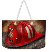 Fireman - Hat - A Childhood Dream Weekender Tote Bag