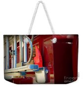 Fireman Hook And Ladder Weekender Tote Bag