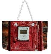 Fireman - The Fire Alarm Box Weekender Tote Bag