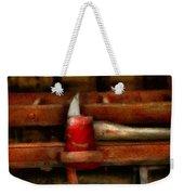 Fireman - The Fireman's Axe Weekender Tote Bag
