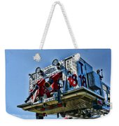 Fireman - The Fireman's Ladder Weekender Tote Bag