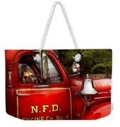 Fireman - This Is My Truck Weekender Tote Bag