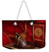 Firemen - An Elegant Job  Weekender Tote Bag