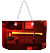 Firemen Ax Weekender Tote Bag