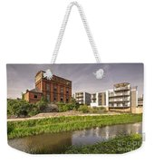 Firepool Water Tower  Weekender Tote Bag