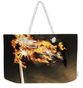 Fires Of Australian Oppression Weekender Tote Bag